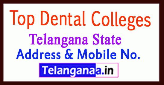 Top Dental Colleges in Telangana