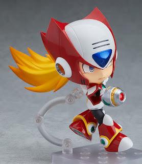 "Nendoroid Zero Rockman X2 de ""Mega Man X"" - Good Smile Company"