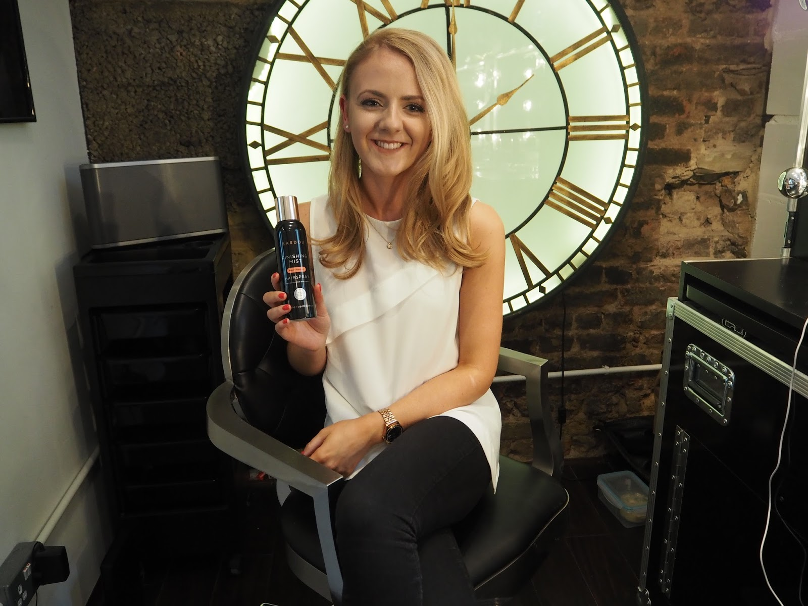 lottie pearce and bard haircare