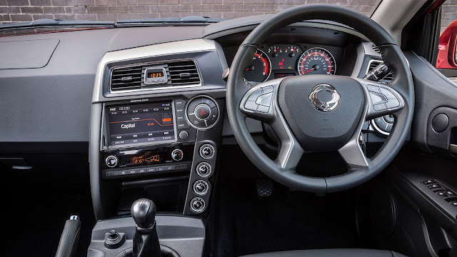 SsangYong Musso EX auto (2016) review