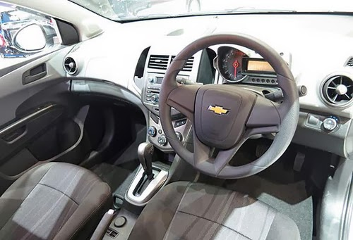 All New Chevrolet Aveo Indonesia
