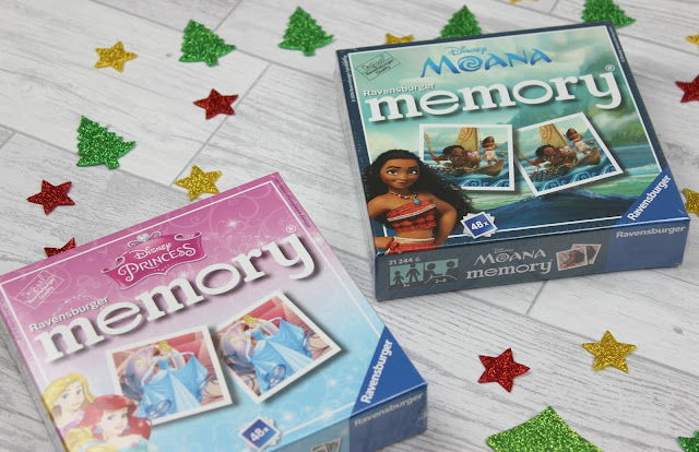 A review of Ravensburger Disney Mini Memory Games
