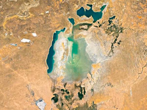 Ejemplos históricos de cuando se nos fue la mano con el medio ambiente. Capítulo IV: el mar de Aral