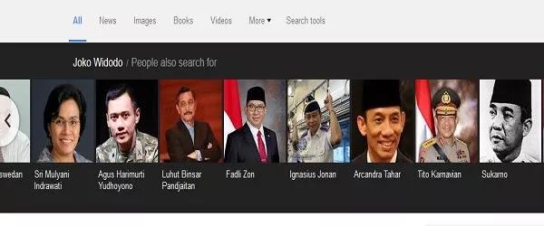 Terdekat Jokowi 9 - 16