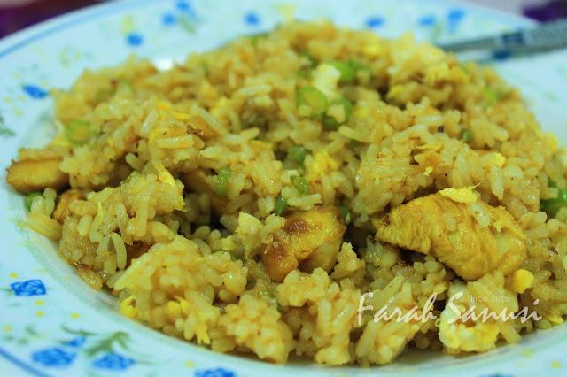 Resepi Nasi Goreng Campak