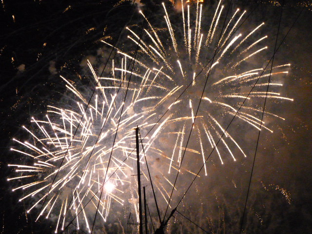 Festa del Redentore 2016 Venice fireworks