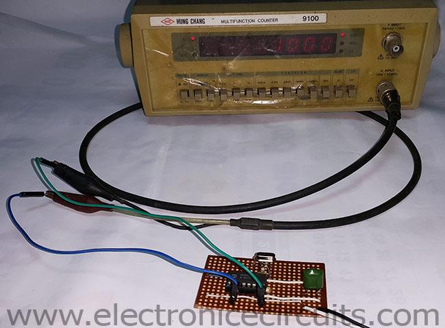 Oscillator Clock Generator Circuit Diagram Tradeoficcom