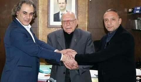 """""""باسل الخطيب """"ينضم إلى مشروع خبز الحياة لدعم وصون الدراما السورية"""