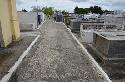 Alagoinhas: Prefeitura prepara cemitérios para o Dia de Finados