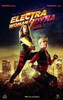 Electra Woman and Dyna Girl (2016) online y gratis