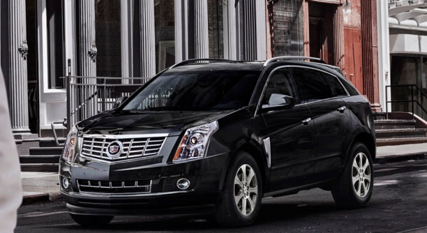 Downloadable 2016 Cadillac SRX Brochure