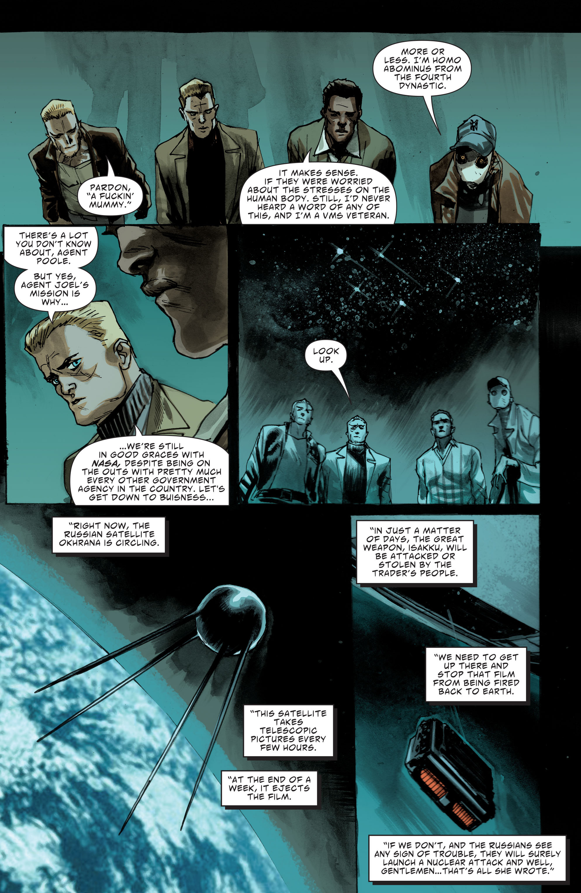 Read online American Vampire: Second Cycle comic -  Issue #7 - 11