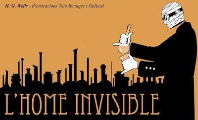 Resultat d'imatges de IMATGES L'HOME INVISIBLE