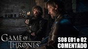 Will,WhoCastinho 10 | Game of Thrones 8ª Temporada - Episódio 1 e 2 [Comentado]