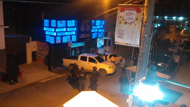 Ministerio publico y cuerpos armados continúan allanando e incautando supuestas propiedades de Maconi en Barahona.