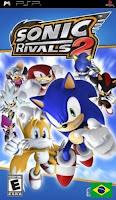 Sonic Rivals 2 Portugues