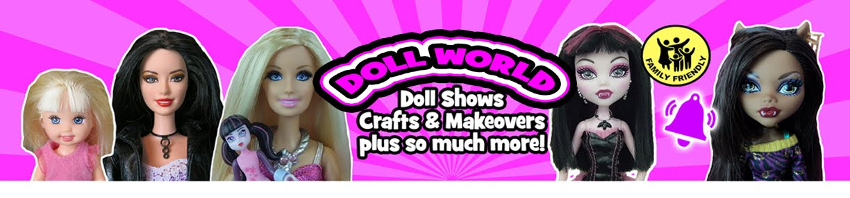 Gingers Doll World