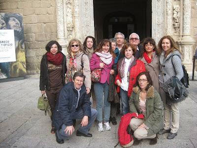 Toledo con Friendsandart