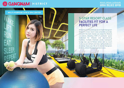 Info Gangnam District