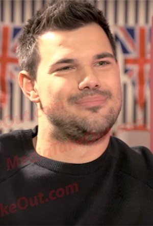 Actor Taylor Lautner looks a little different now. | Realtainment ...  Taylor Lautner