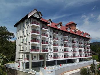 SENARAI HOTEL DI CAMERON HIGHLANDS