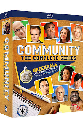 Community The Complete Series Blu Ray