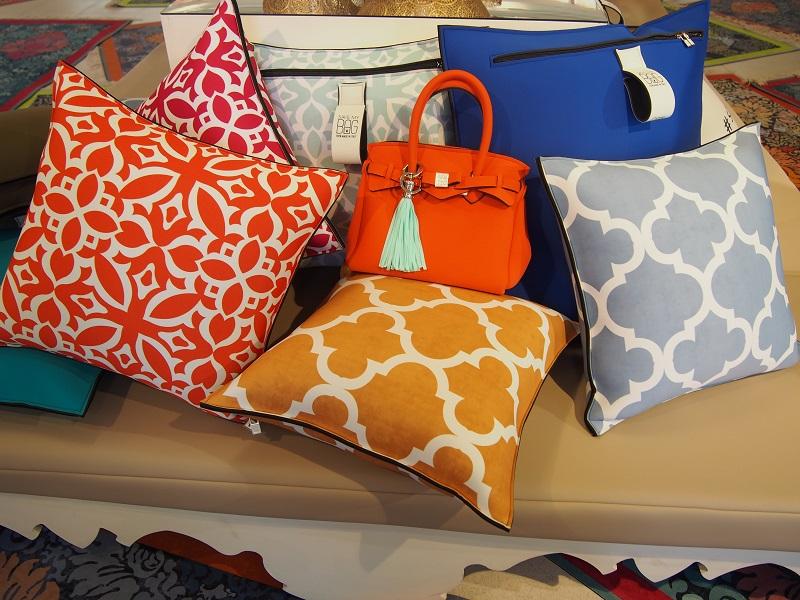 MDW: color meets home decor con Save My Bag e Nespresso