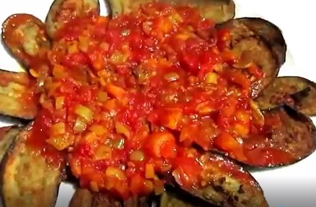 Etsiz patlıcan kebabı tarifi