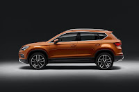 The new Seat Ateca – style, dynamics and utility for the urban adventure