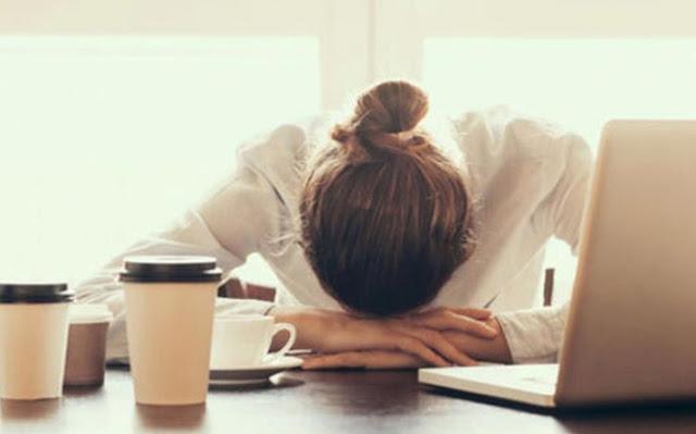 10 Kebiasaan agarTerhindar dari Stres