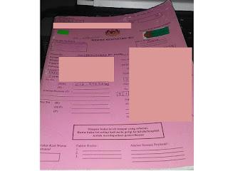 Takut Buka Buku Pink, Buku Rekod Kesihatan Ibu Mengandung Kerana Masalah GDM?