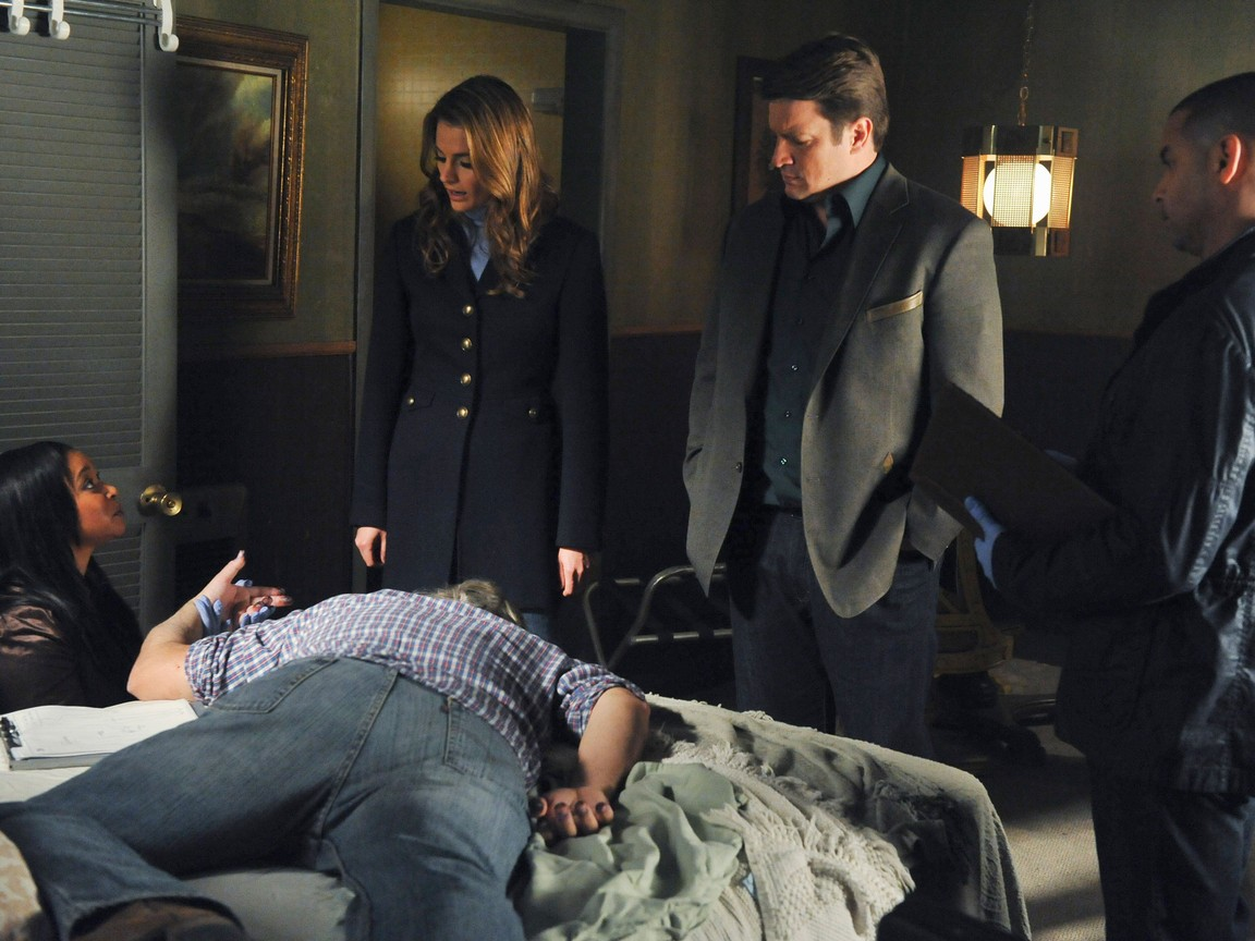 Castle - Season 4 Episode 10: Cuffed