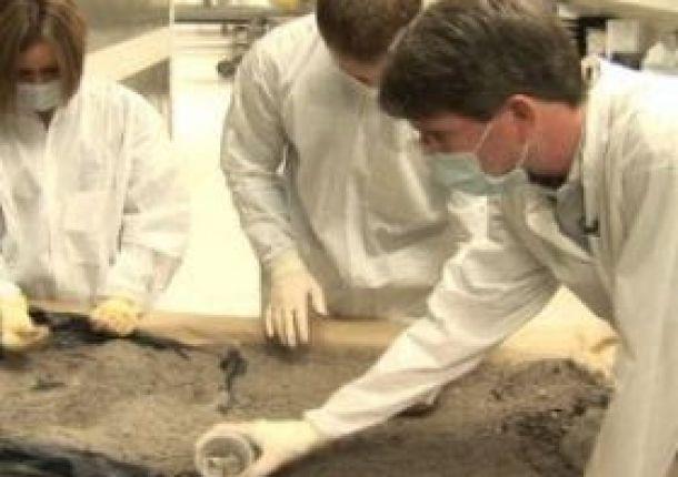 Científicos analizan restos de Juan el Bautista y confirman autenticidad
