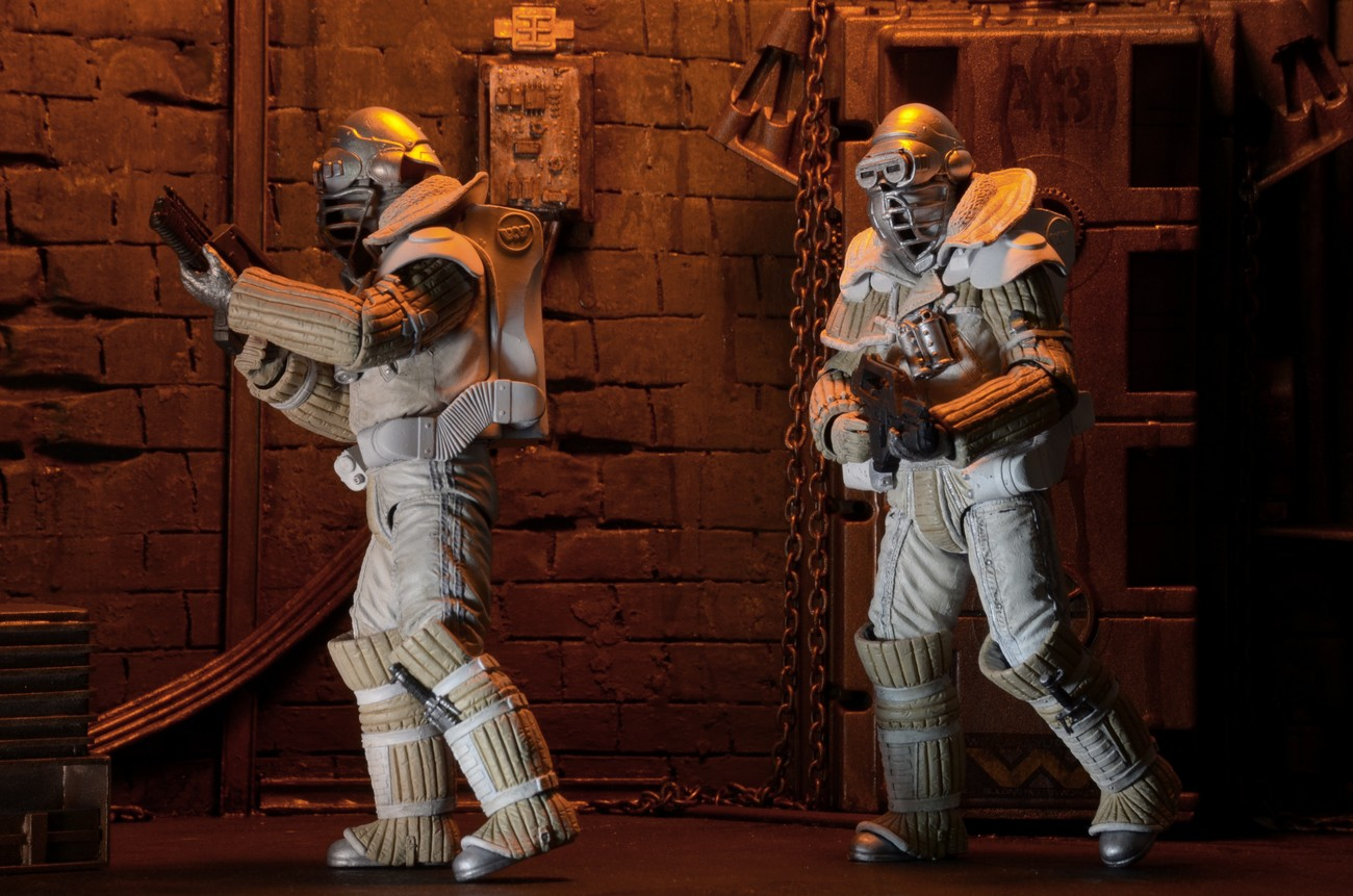 Infinite Earths: NECA Releases New Aliens: Series 8 Images