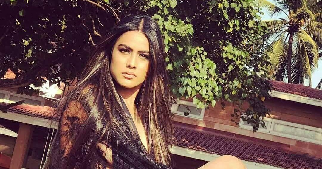 from Samir real nude nia sharma pics