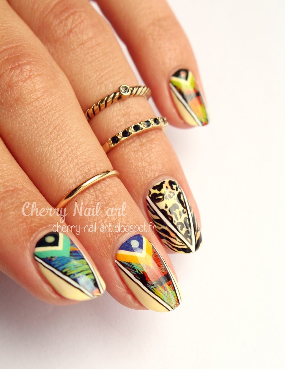 nail-art-africain-ethnique-leopard-water-decal