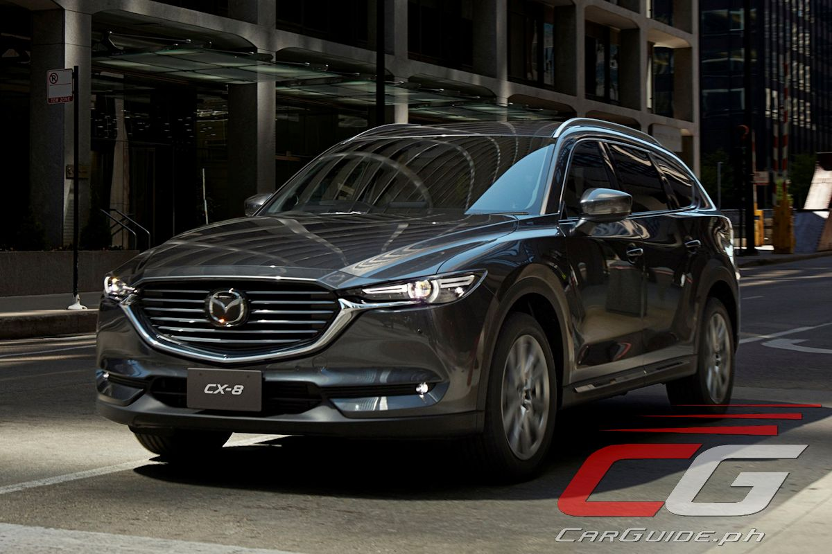 Mazda Is Bringing In 7 Seater Cx 8 For Asean Markets Afterall W 15