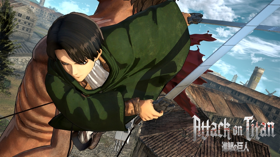 Attack on Titan Game Download Poster