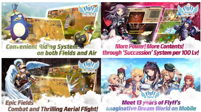 Flyff Legancy MOD APK Android Unlimited Terbaru v2.0.1