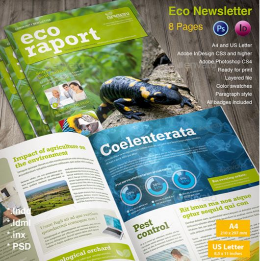 73. Eco Newsletter