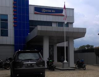 Kantor KCP BRI Batulicin