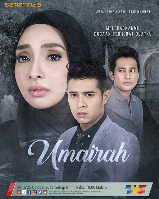 poster drama umairah 2016