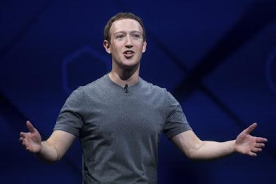 Mark Zuckerberg : Banyak Kesalahan di Facebook