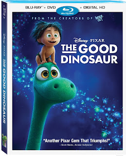 Disney Pixar's The Good Dinosaur