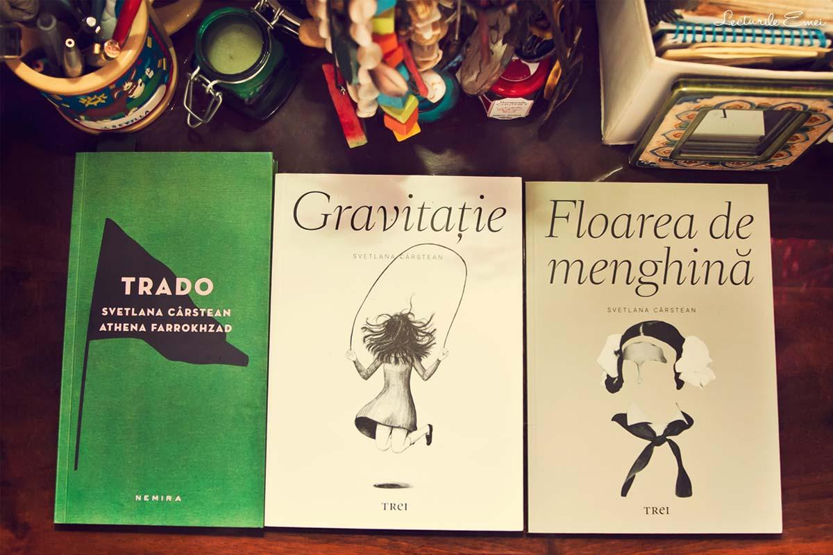 Svetlana Cârstean poezie Trado