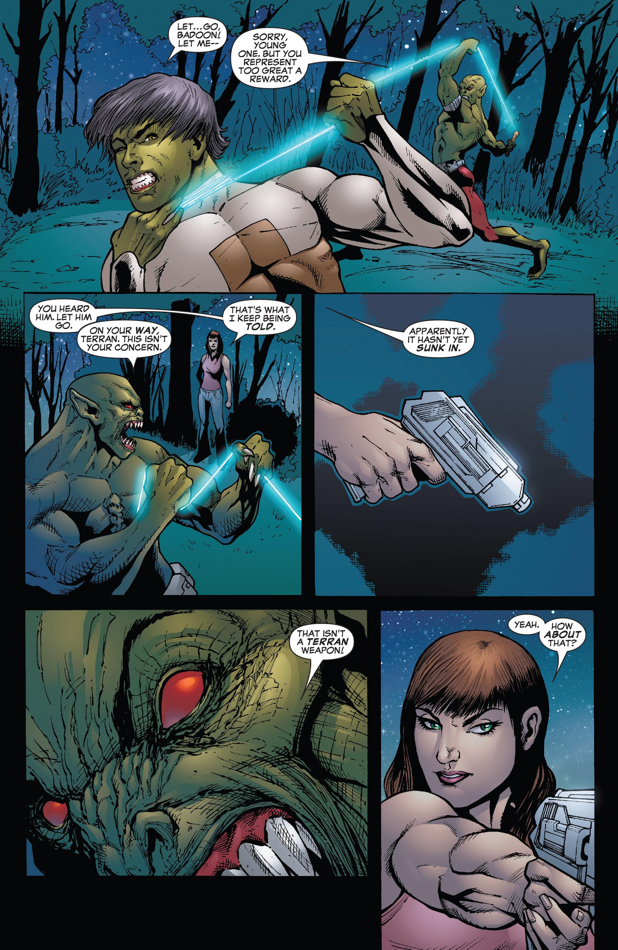 Read online She-Hulk (2005) comic -  Issue #25 - 20