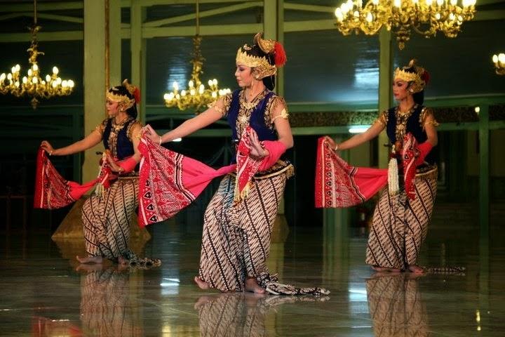 Macam Macam Tarian Di Indonesia Ragam Gerak Tari Srimpi Pandelori