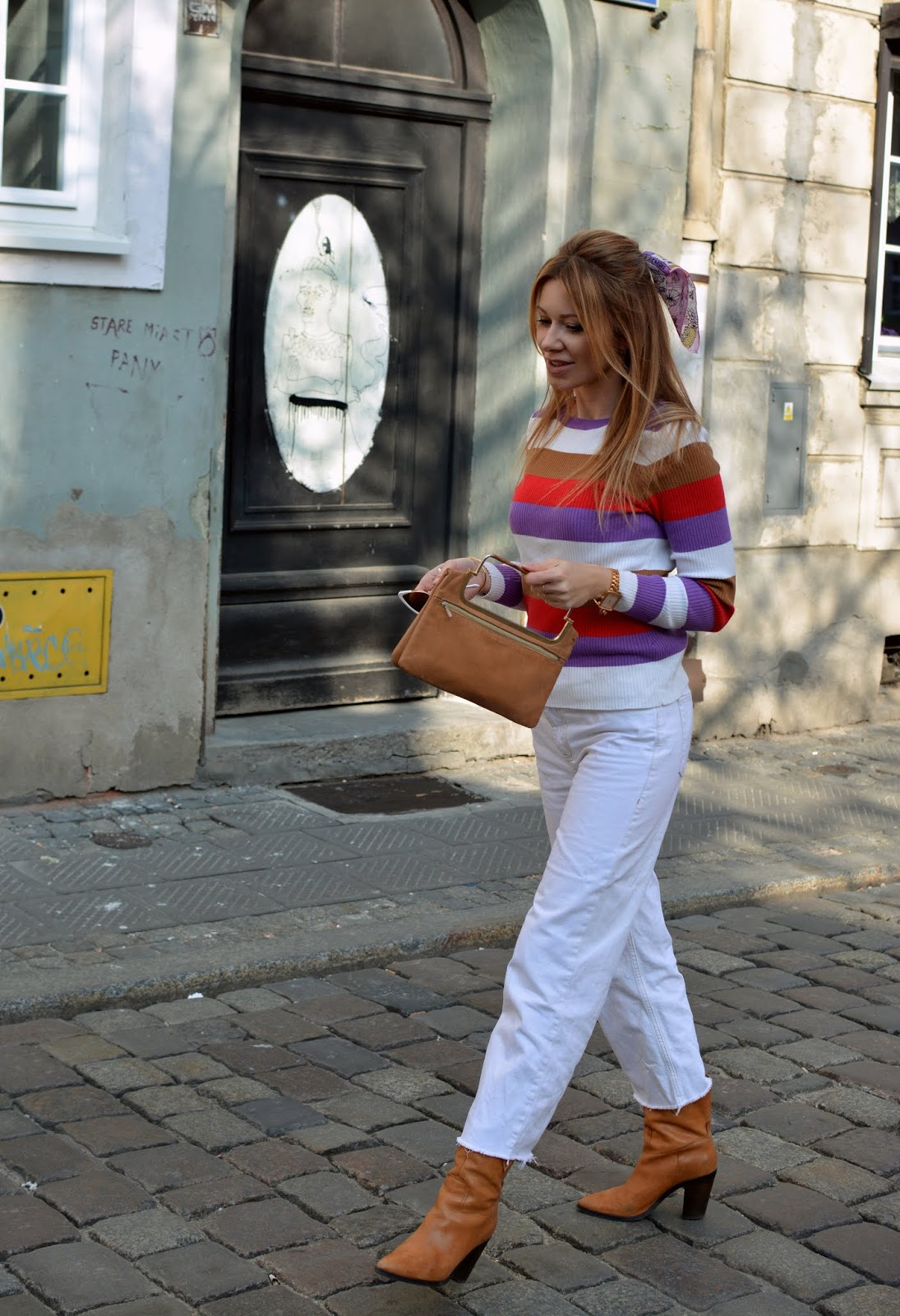 Spring – White Pants Time