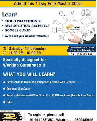 Aws certification in noida