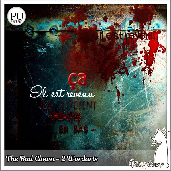 FREEBIE - The Bad Clown